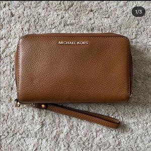 Michael Kors Adele Wristlet Wallet